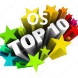 Os Top 10 😎