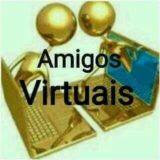 Amigos virtuais 👨�💻�