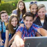Amizade adolescentes 💚🔥