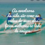 Amigos do oceano 🌊