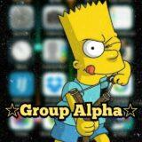 Grupo Alpha ↜✦