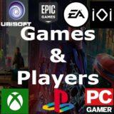 Games e Players